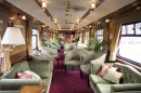 Royal Scotsman Train, Lounge Car