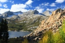 South Lake, Mammoth Lakes, California