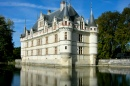 Azay le Rideau Castle, France