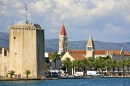 City of Trogir and Kamerlengo Castle