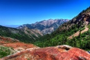 Wasatch Red Rocks