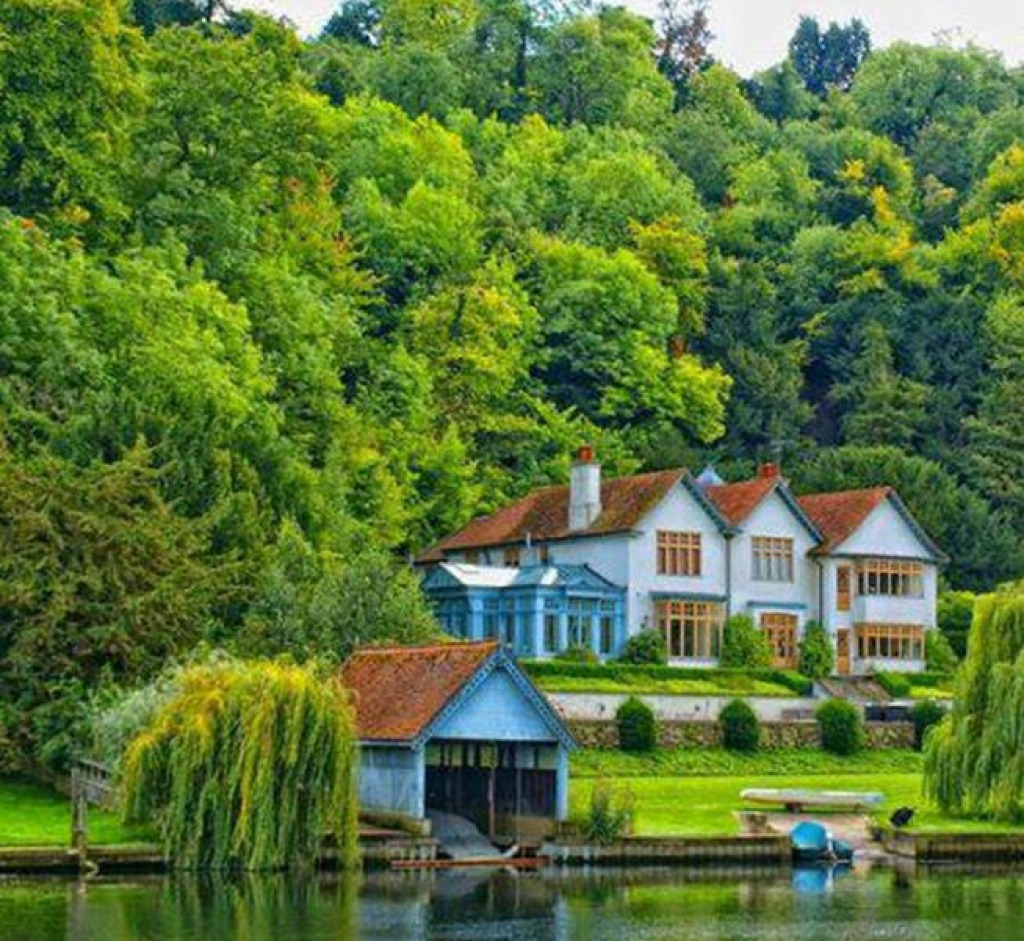 Paysage vert jigsaw puzzle in paul besson puzzles on for Paysage vert