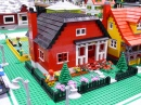 Red Lego House