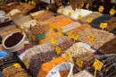 Dried Fruit at the Egypian Bazaar