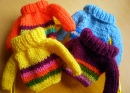 Knitting Sweaters!