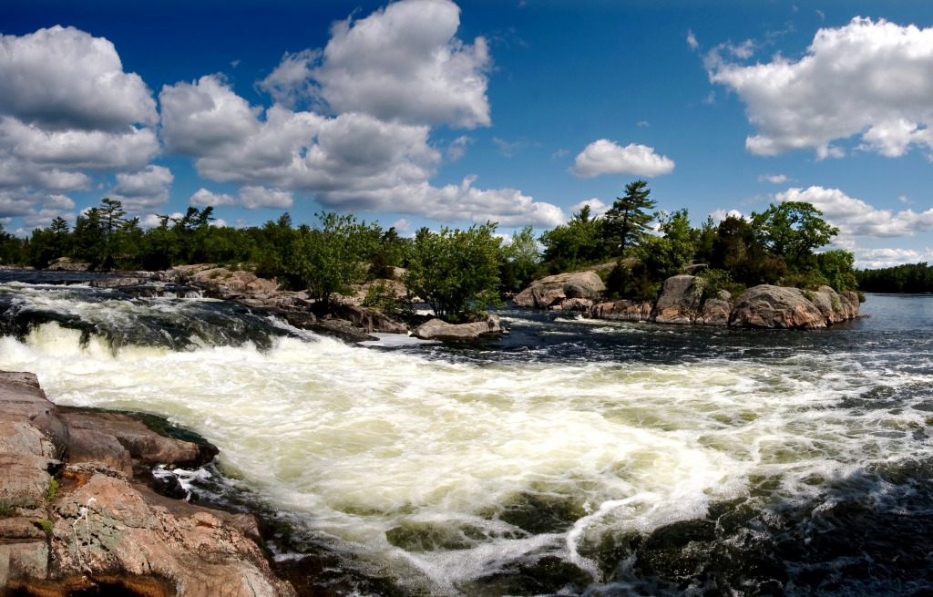 how to get to the 407 from burleigh falls