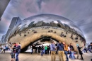 The Bean, Millennium Park, Chicago