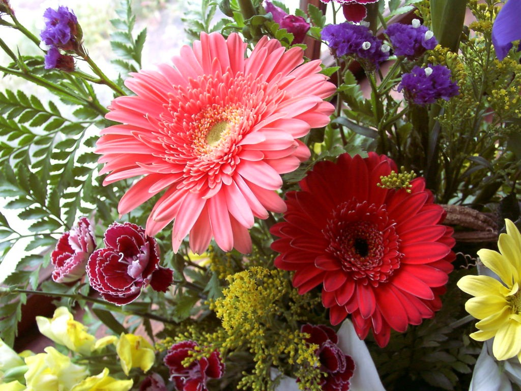 Flower Baskets Crossword Clue : Get well basket jigsaw puzzle in flowers puzzles on