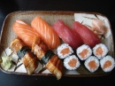 Sushi, E-Kagen, North Laine, Brighton