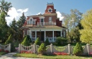 Victorian House in Union, Oregon
