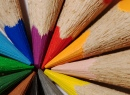 A Rainbow of Pencils