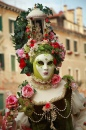 Masked Character, Carnevale in Venice