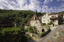 Saint-Cirq-Lapopie, South-western France