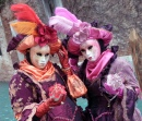 Colorful Ladies, Carnival of Venice