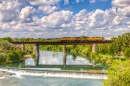 Railway Bridge, New Braunfels TX