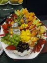Now That's a Fruit Platter with Style