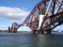Firth of Forth Rail Bridge, Edinburgh, Scotland