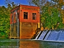 Shelbyville's Old City Dam