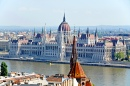 View of Hungarian Parliament