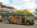 Aruba Tour Bus