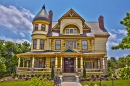 Queen Anne Mansion, Eureka Springs AR
