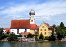 St. George Church, Lake Constance, Germany
