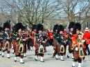Pipes and Drums of the Royal Canadian Regiment