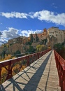St. Paul's Bridge, Cuenca, Spain