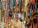 Rainbow of Necklaces for Sale in India