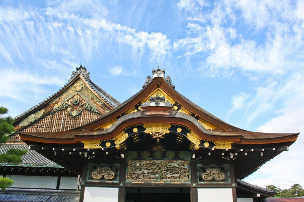Nijo Castle Kyoto Japan Jigsaw Puzzle In Castles Puzzles