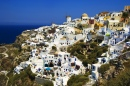Oia Community, Island of Thera, Greece