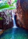 El Questro Gorge Waterfall, Australia