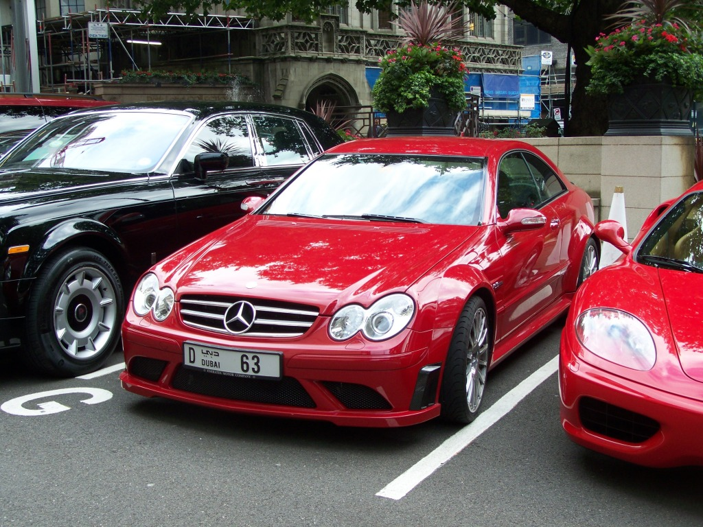 mercedes clk 63 amg jigsaw puzzle in cars bikes puzzles on. Black Bedroom Furniture Sets. Home Design Ideas