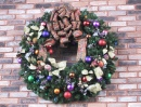 Christmas Wreath, Walt Disney World