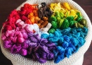 Colorful Embroidery Thread