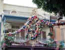 New Orleans Square Holiday Decorations