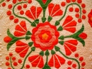 Floral Pattern from the Buchanan's Banner Quilt