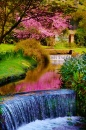 Garden of Ninfa, Central Italy