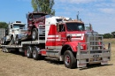Kenworth on Lancefield Historic Truck Show