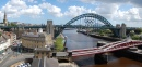 Newcastle and the Tyne Bridge