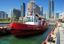 William Lyon Mackenzie Fire Ship, Toronto
