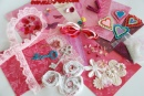 Valentine's Day Embellishment Kit
