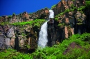 Kasakh Waterfall, Armenia