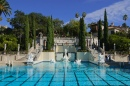 Neptune Pool in Hearst Castle, California