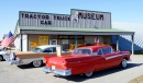 57 Ford Fairlane 500 Skyliner & 57 Lincoln Premiere