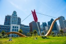 Cupid's Span, Embarcadero, San Francisco