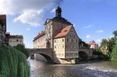 Bamberg Altes Rathaus, Germany