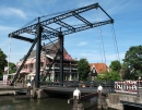 Drawbridge in Edam, The Netherlands