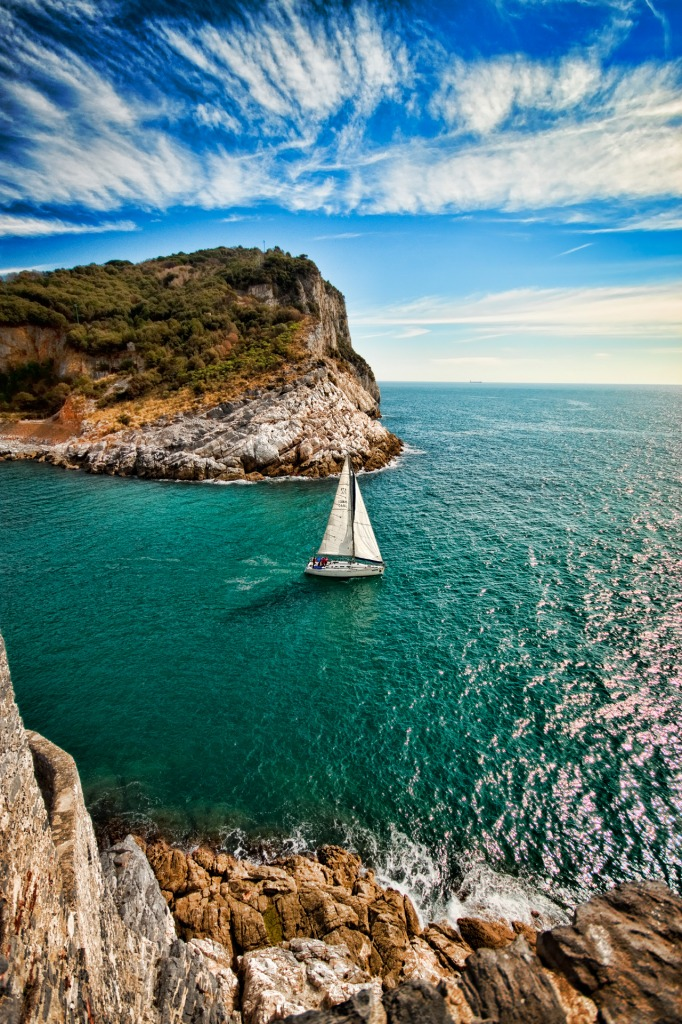 Sailboat Jigsaw Puzzle In Great Sightings Puzzles On