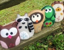 Woodland Animal Plushies